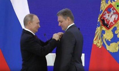 Путин към русофила-шпионин Малинов: Търпение, властите в София са под голям натиск