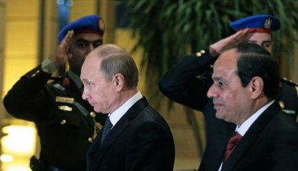 Путин бележи руското завръщане в Африка с амбициозна среща на върха