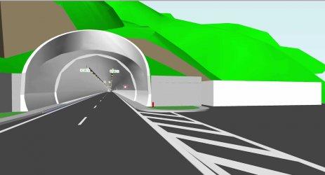 """Започна строежът на най-дългия шосеен тунел у нас – """"Железница"""""""