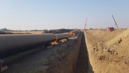 """Нерезервираният капацитет на входа на """"Балкански поток"""" се пуска на търг"""