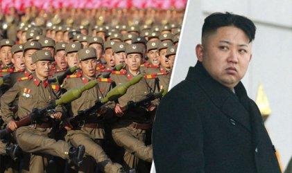 """Северна Корея губи търпение заради """"американските враждебни политики"""""""