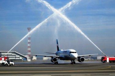 """Две нови авиокомпании на летище """"София"""""""