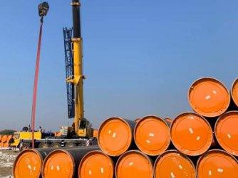 """Русия очаква българското трасе на """"Турски поток"""" да е готово до юли 2020 г."""