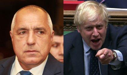 България-Англия на правителствено ниво: Олигофрени, расисти и хулигани