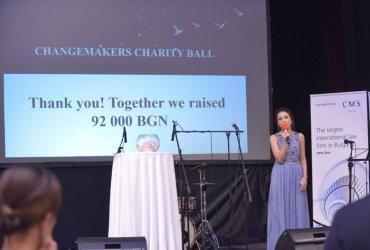 Благотворителен бал събра 92 хил. лв. за над 100 деца в неравностойно положение