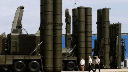 Турция води преговори за още руски противозенитни комплекси С-400