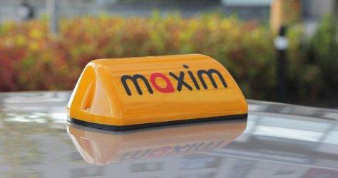 """Такси """"Максим"""" си работи месеци, след като КЗК го """"спря"""""""