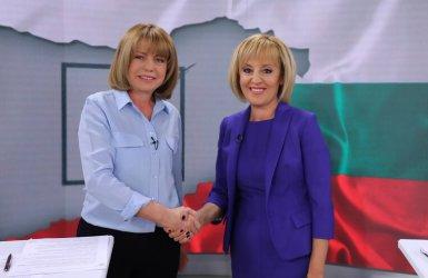 """ГЕРБ кани Манолова и екипа ѝ на дебат на """"неутрален терен"""""""