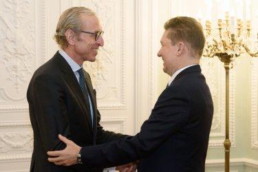 """Три условия на """"Газпром"""" за новия транзитен договор с Украйна"""