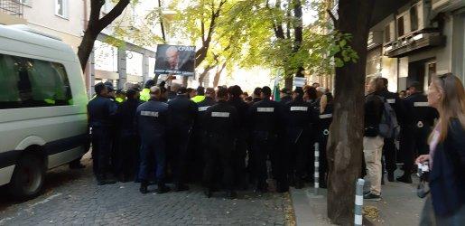 Жандармерия брани агитката на Гешев – или как се избира главен прокурор (Видео, снимки)