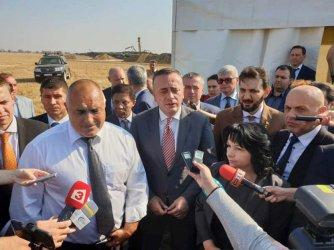"""Пълна газ за строежа на """"Турски поток"""" у нас с по 3 км на ден"""