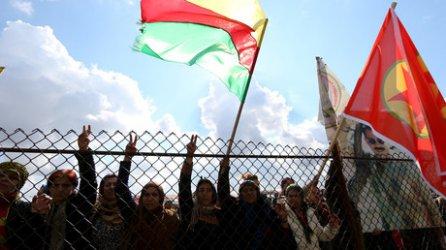 Масов бой между турци и кюрди в германския град Херне