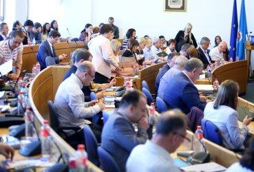 ГЕРБ запазва превес в общинските съвети на големите градове