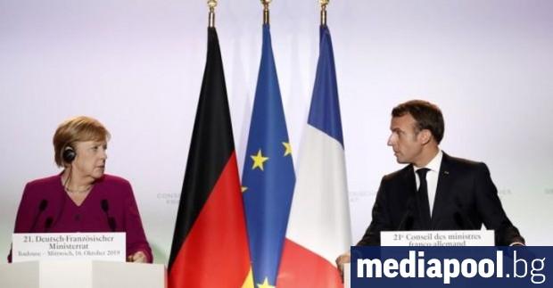 Франция и Германия подписаха вчера споразумение за правилата за износ