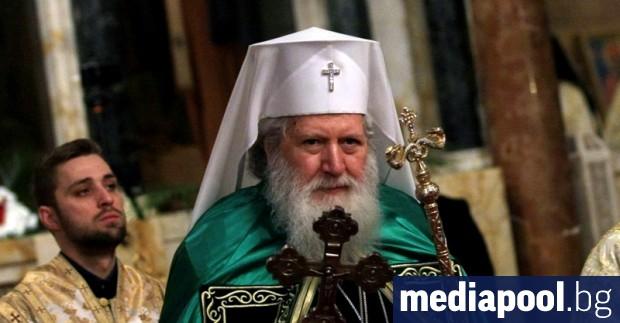 Българският патриарх Неофит стана почетен граждани на Перник.Почетните символи на