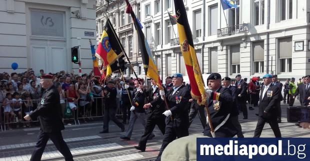 Белгийските военни се връщат към употребата на карти и компас