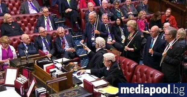 Снимка: И Камарата на лордовете одобри избори във Великобритания на 12 декември