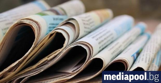 Водещи австралийски вестници излязоха с първи страници, на които някои