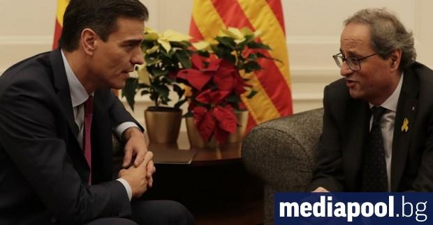 Премиерът на Испания Педро Санчес заяви, че неговото социалистическо правителство