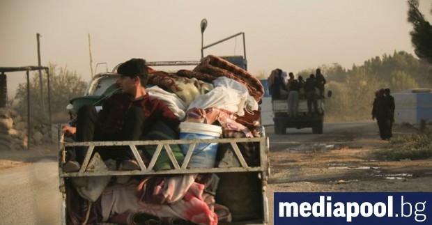 Военната операция на Турция срещу кюрдска милиция в Североизточна Сирия