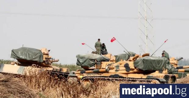 Снимка: Америка предаде сирийските кюрди в сделката си с Турция за спиране на огъня