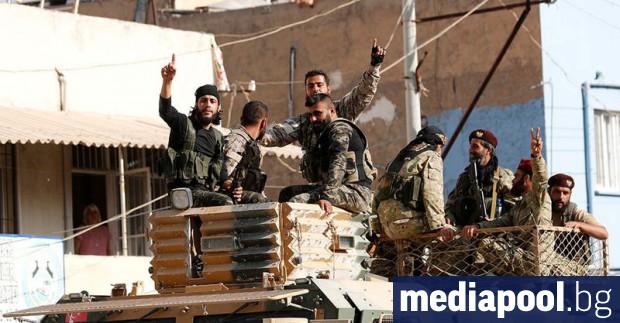 Сирийската армия е установила пълен контрол над Манбидж и близките