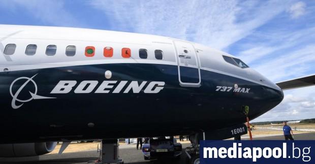 Вероятно самолетите Боинг 737 Макс (737 MAX) на американския самолетостроител