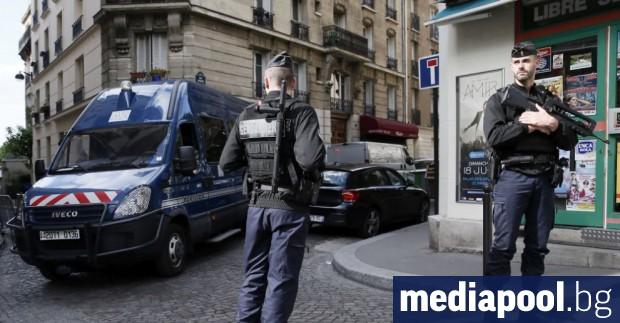 Един човек е задържан в предварителен арест във Франция по