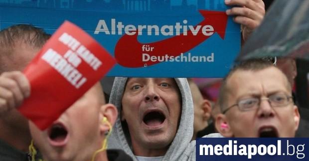 Изборите през уикенда в малката източногерманска провинция Тюрингия се очертава