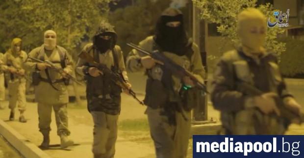 Ислямска държава печели от изтеглянето на САЩ от Сирия, пише