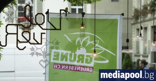 Двете швейцарски зелени партии печелят места на парламентарните избори в