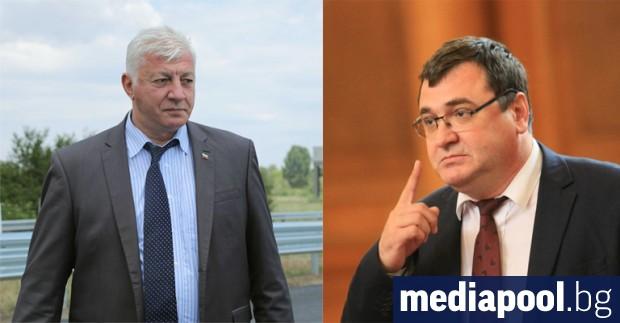 Кандидатът на ГЕРБ за кмет на Пловдив Здравко Димитров трупа