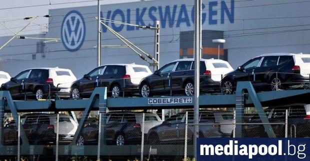 """България е удвоила офертата си към автомобилния концерн """"Фолксваген"""" в"""