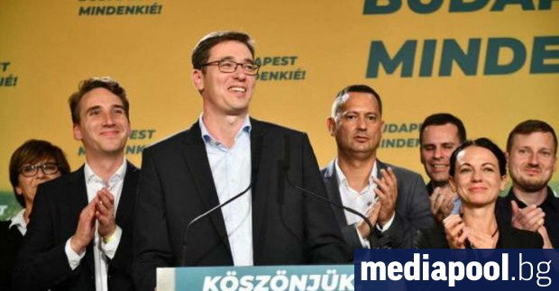 Новоизбраният кмет на Будапеща Гергей Карачон заяви, че успехът му