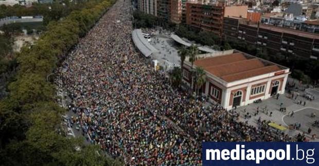 Над половин милион души излязоха на протест по улиците на