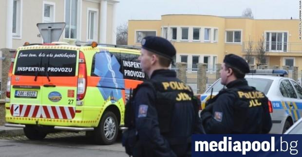 Бивш имам, живеещ в Прага, беше обвинен за тероризъм и