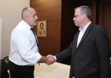 """""""Репортери без граници"""" призова Борисов да се ангажира лично със свободата на медиите"""