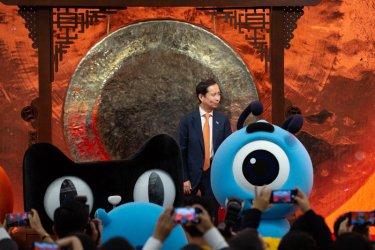"""""""Алибаба"""" набра близо 13 млрд. долара на борсата в Хонконг"""