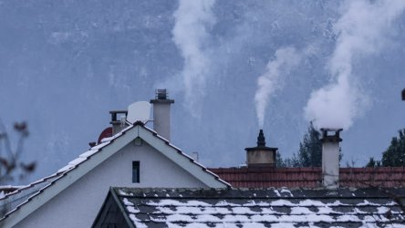 Глоба от 4000 лева за замърсяване на въздуха в Благоевград