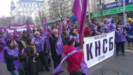 Синдикатите заплашват с национален протест и учителска стачка заради болничните