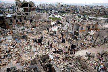 Ожесточените сражения в сирийската провинция Идлиб