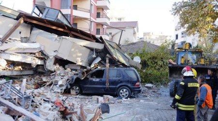 Жертвите при земетресението в Албания вече са 48