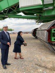 Държавните мини с два нови багера за близо 26 млн. евро от МФК