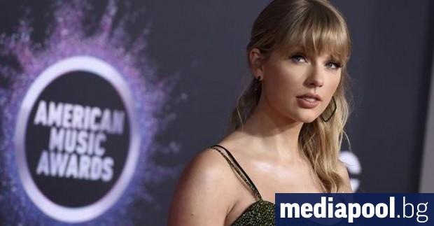 Тейлър Суифт спечели общо шест награди на церемонията на Американските