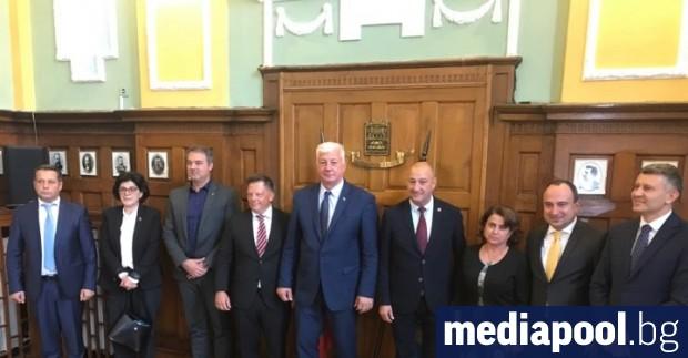 Новият кмет на Пловдив Здравко Димитров си избра главен архитект,