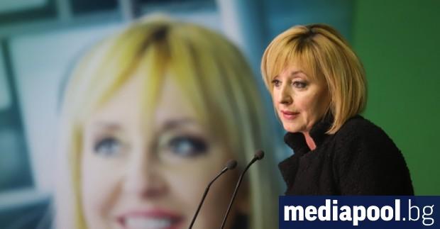 Бившият омбудсман Мая Манолова, която загуби изборите за кмет на