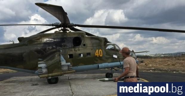Русия пристъпи към създаване на хеликоптерна база на гражданско летище