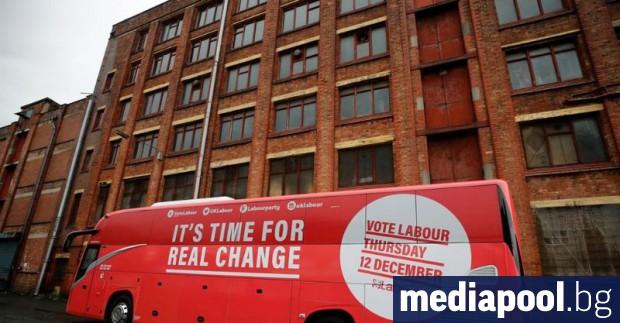 Лейбъристката партия, основната опозиционна сила във Великобритания, стана жертва на