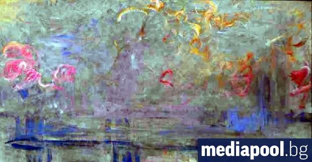 Картина на Клод Моне с пейзаж от Лондон бе продадена