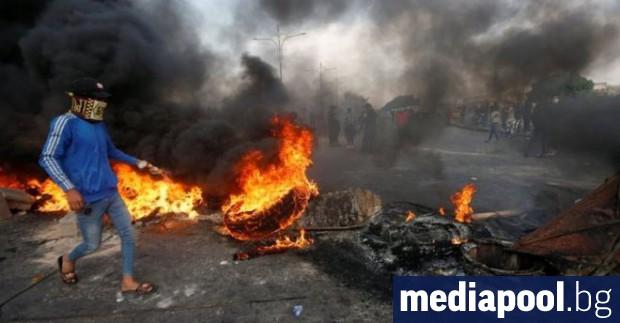 Силите за сигурност на Ирак откриха огън по протестиращи в